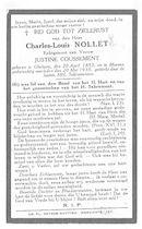 Charles-Louis Nollet