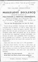 Marie-José Declercq