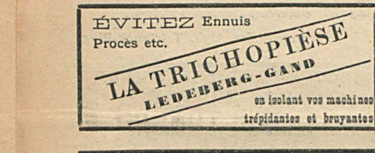 LA TRICHOPIESE