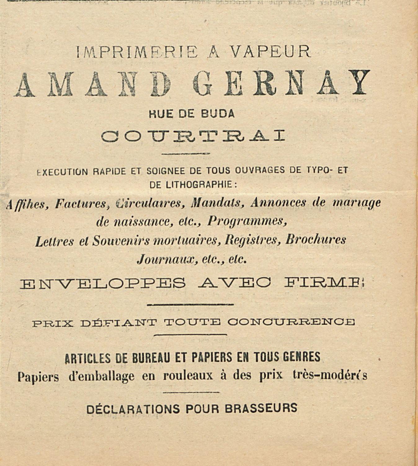 AMAND GERNAY
