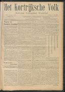 Het Kortrijksche Volk 1908-05-17 p1