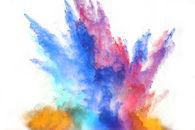 Stof in verschillende kleuren