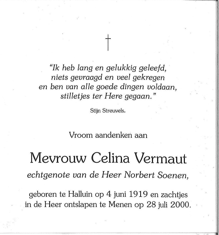 Celina Vermaut