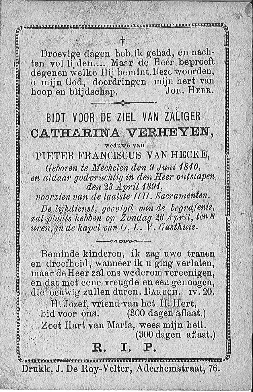 Catharina Verheyen