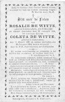 Coleta De Witte