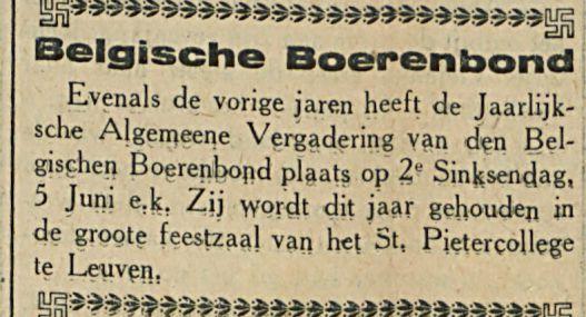 Belgische Boerenbond