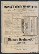 L'echo De Courtrai 1873-11-01 p6