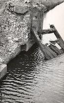 Vernieling van de Sluis Nr. 8 op kanaal Bossuit-Kortrijk te Zwevegem 1941