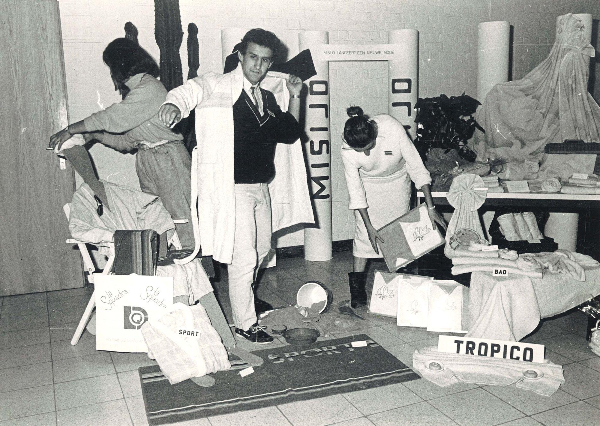 Mini-Onderneming MISIJO 1986