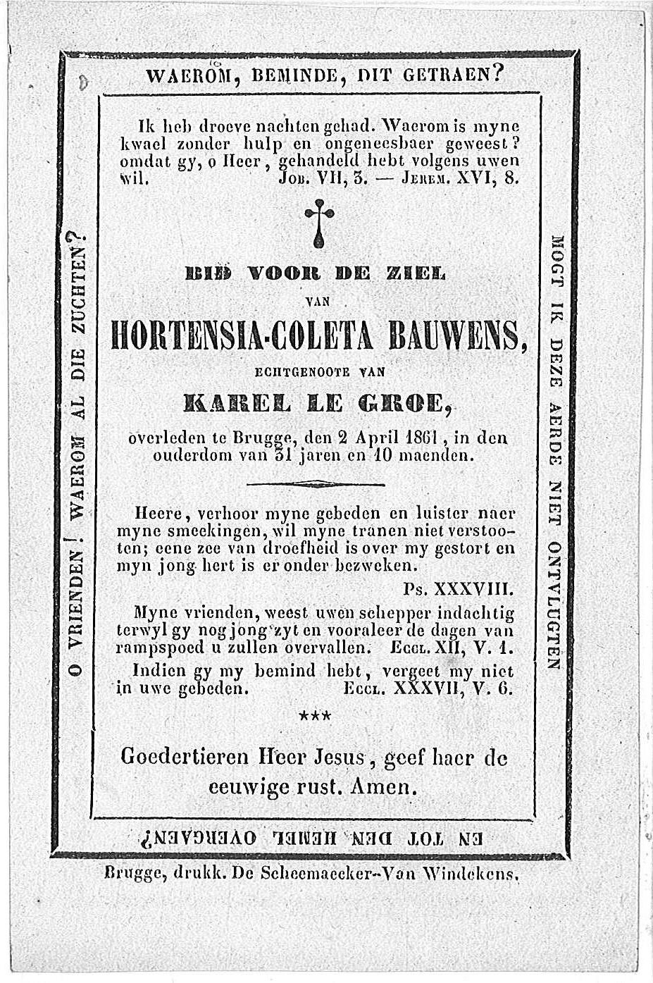 Hortensia-Coleta Bauwens