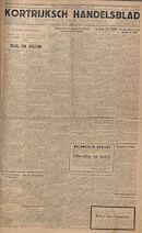 Kortrijksch Handelsblad 28 december 1945 Nr104