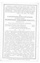 Bernardus-Eduardus Nollet
