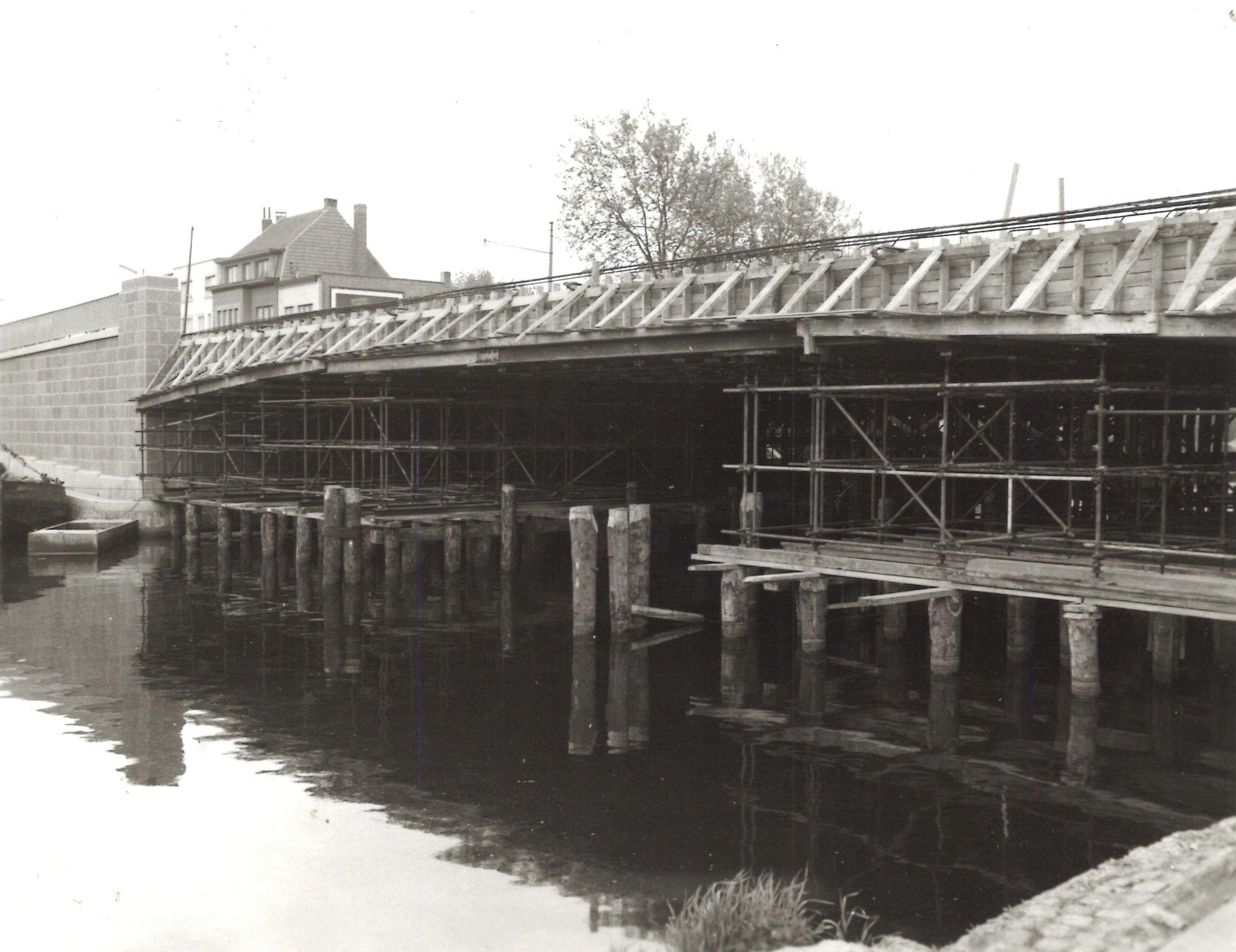 Groeningebrug 1956