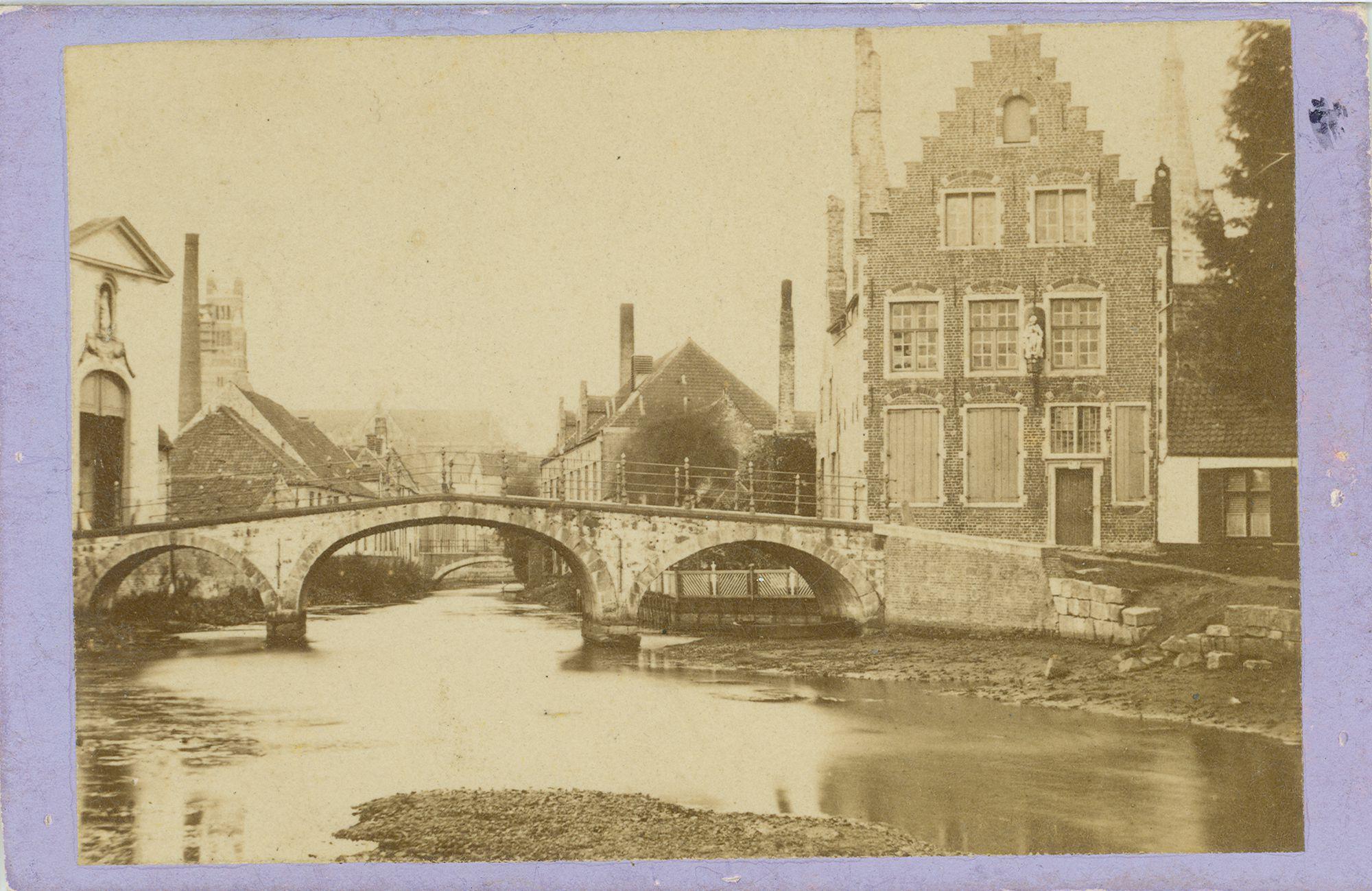 Westflandrica - Het begijnhof in Brugge