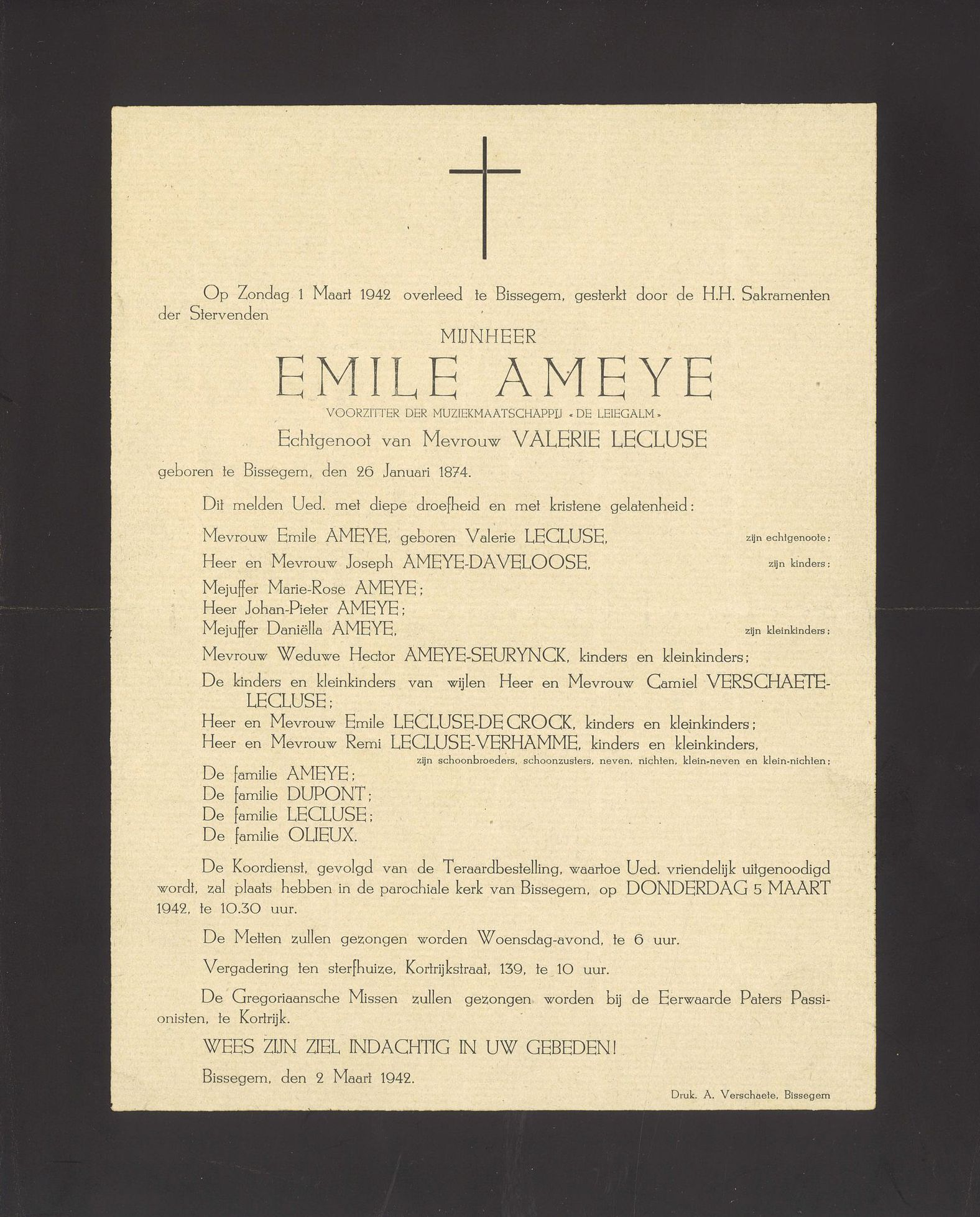 Emile Ameye