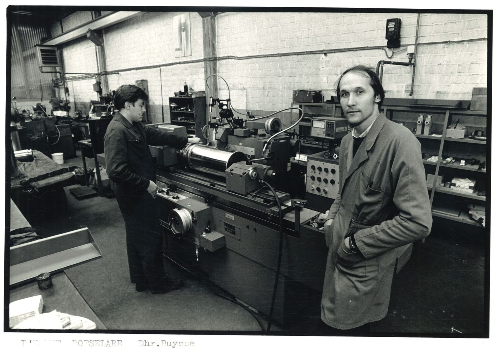 Firma D'Haene Roeselare 1988
