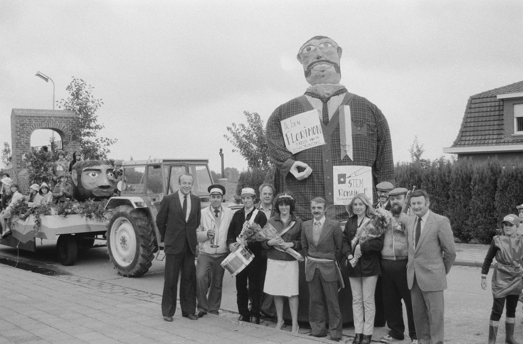 Wijkkermis Sionwijk : Soetens Fieste- Soetens molen