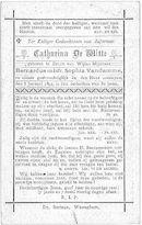 Catharina De Witte