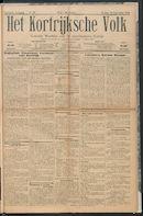 Het Kortrijksche Volk 1921-09-18