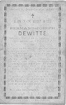 Bernard-Joseph Dewitte