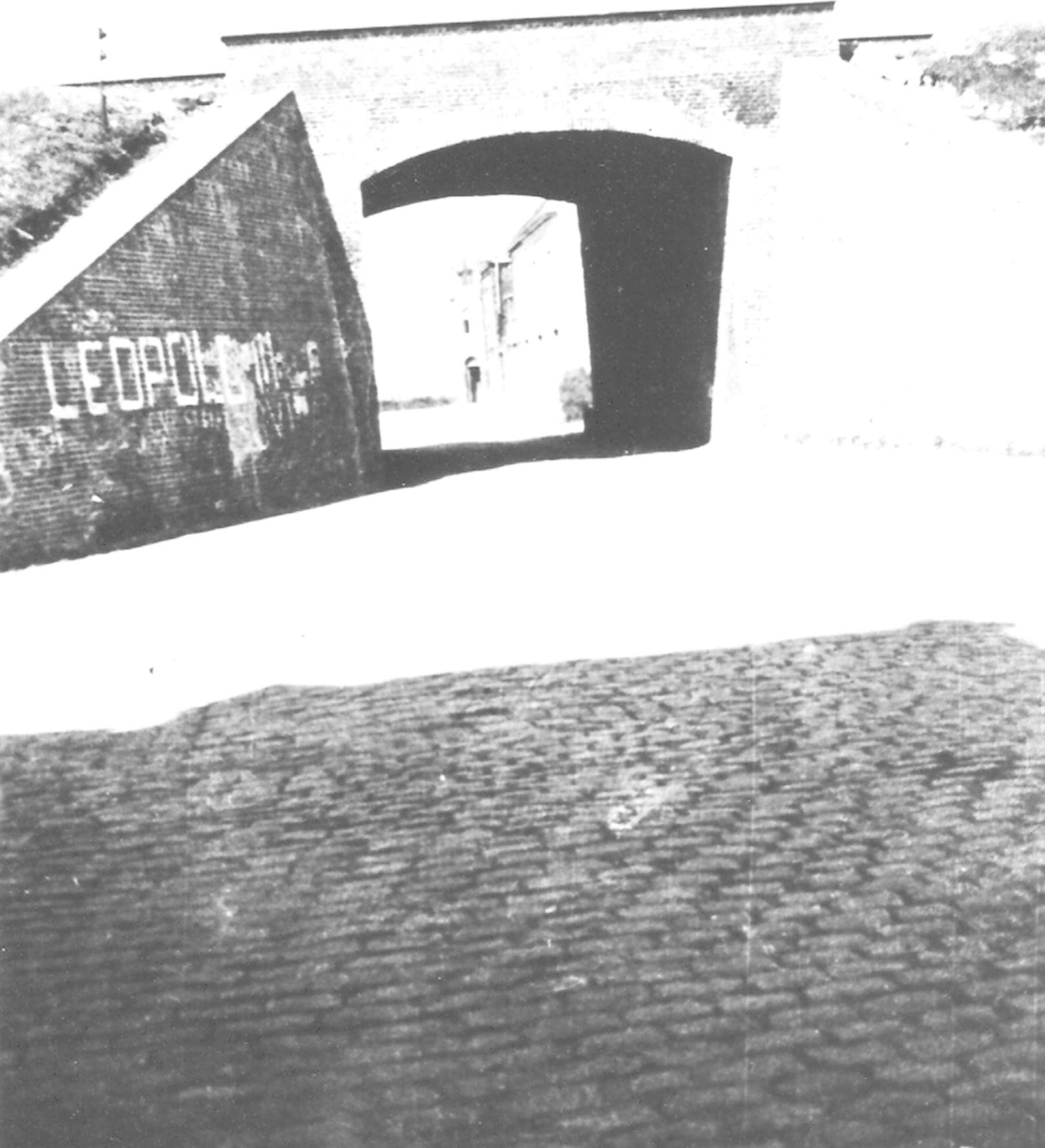 Viaduct omgeving 'Yzerpoort'
