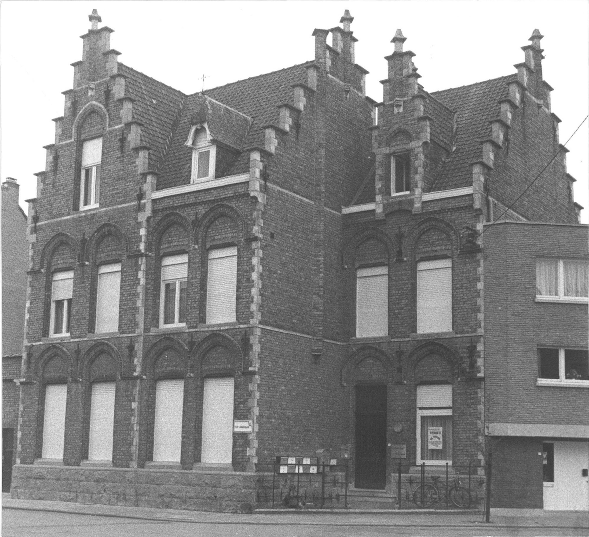 Sint-Amandslaan 13 in 1981