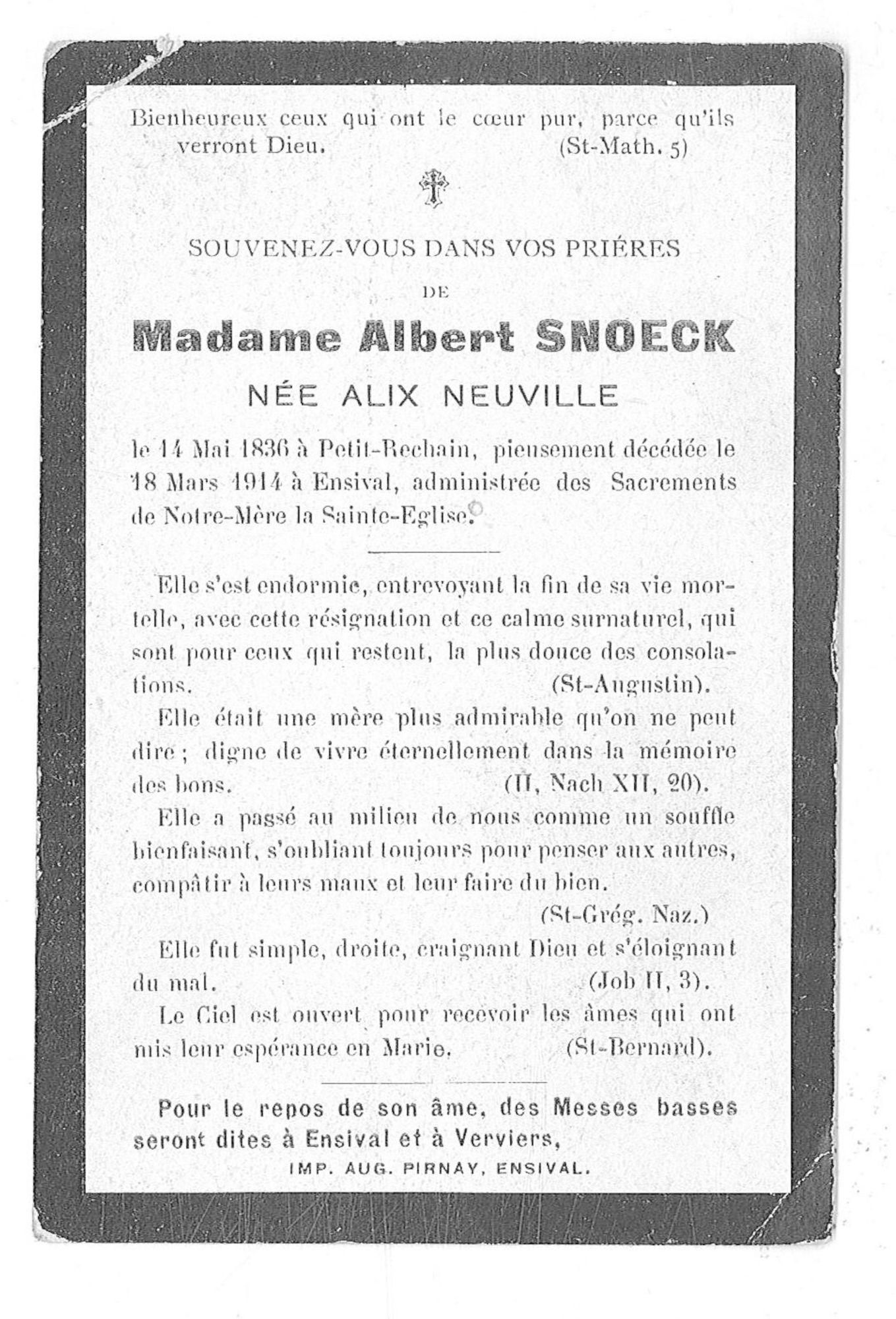 Alix Neuville