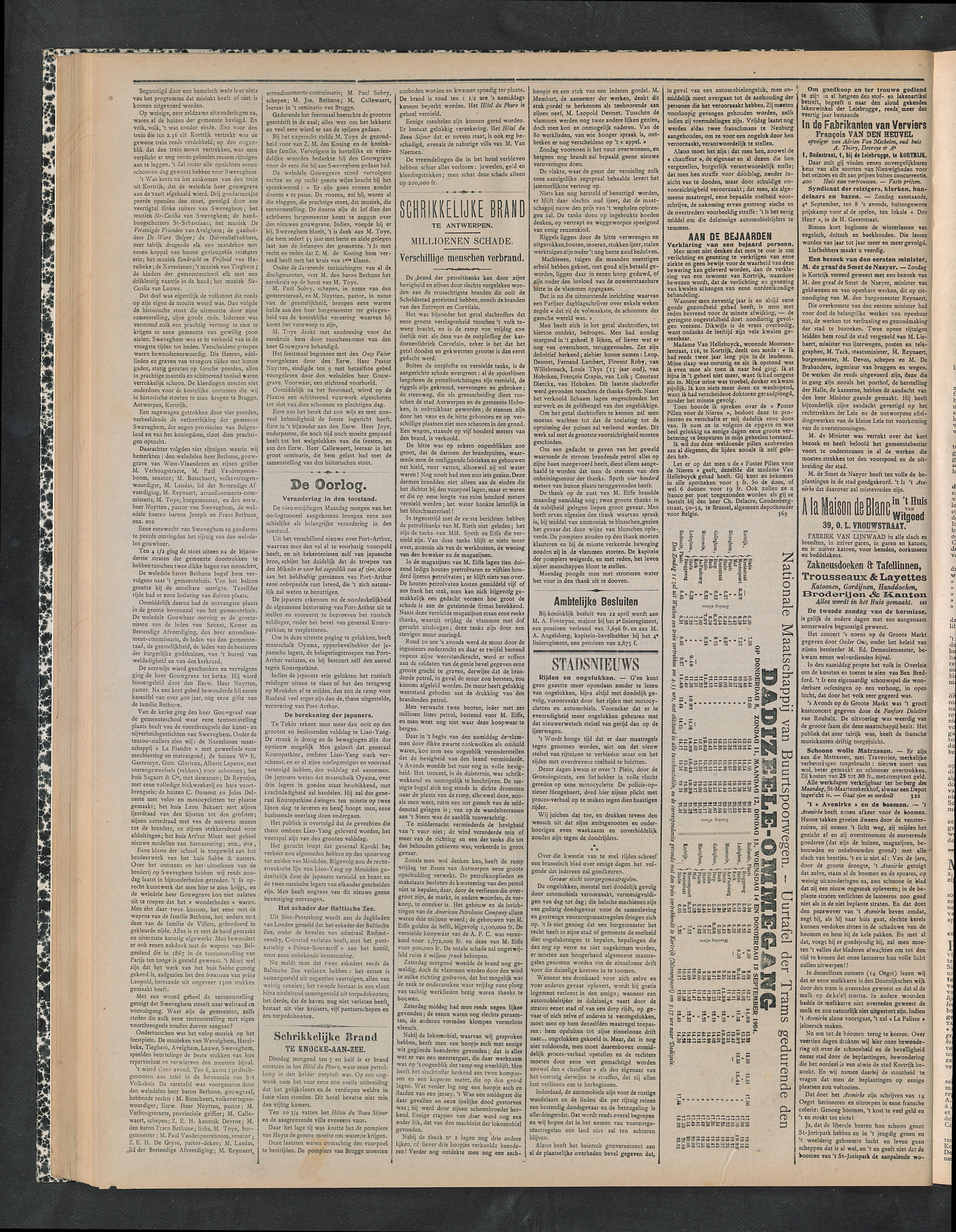Gazette Van Kortrijk 1904-09-01 p2