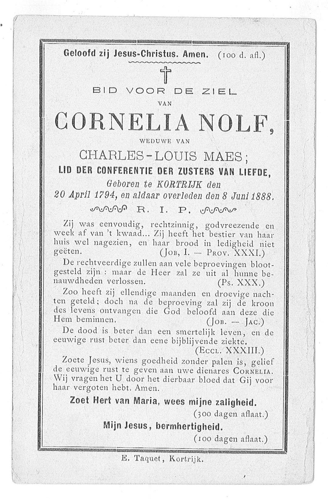 Cornelia Nolf