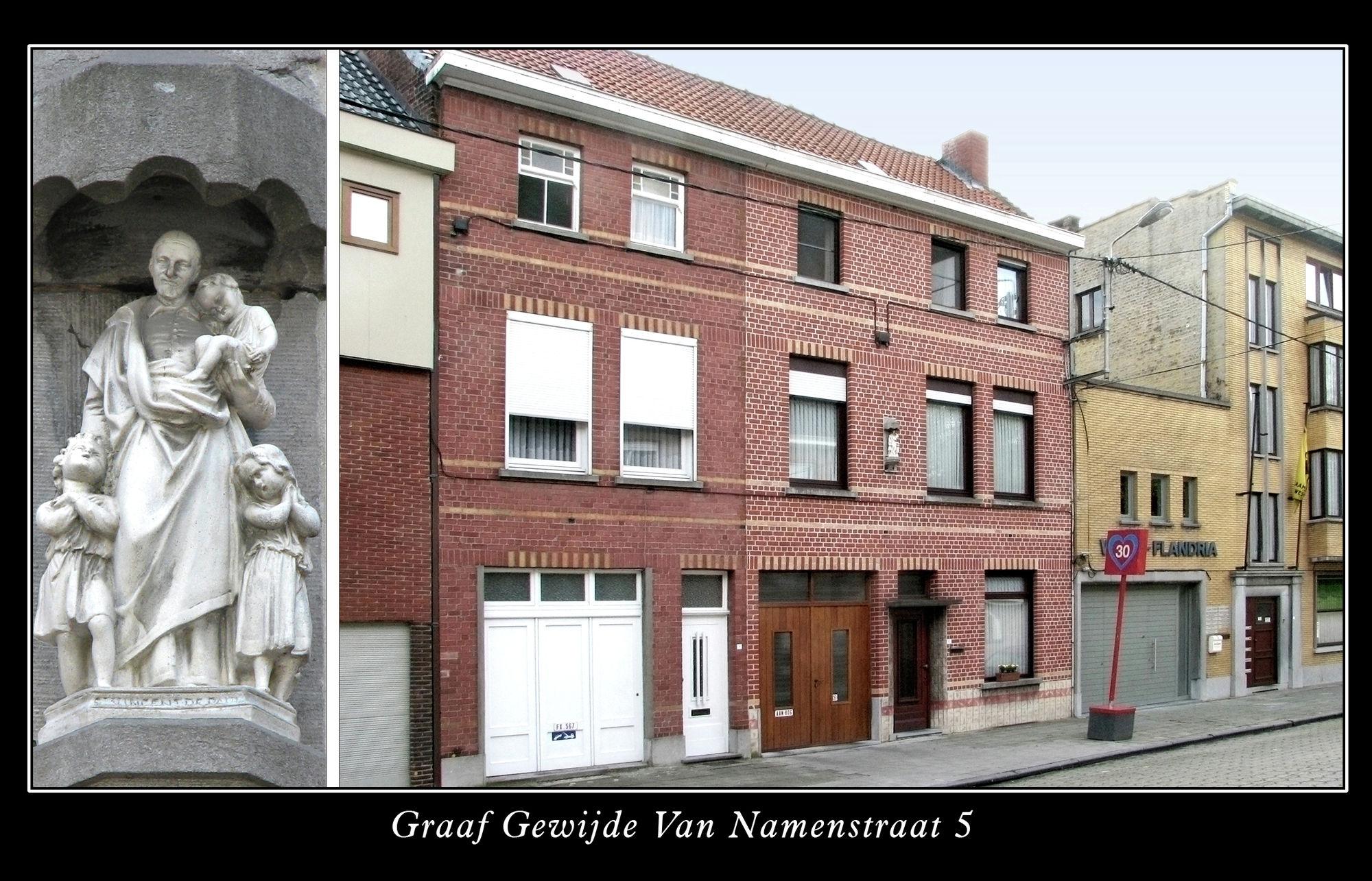 Graaf Gwijde Van Namenstraat