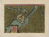 Westflandrica - Menen, stadsplan