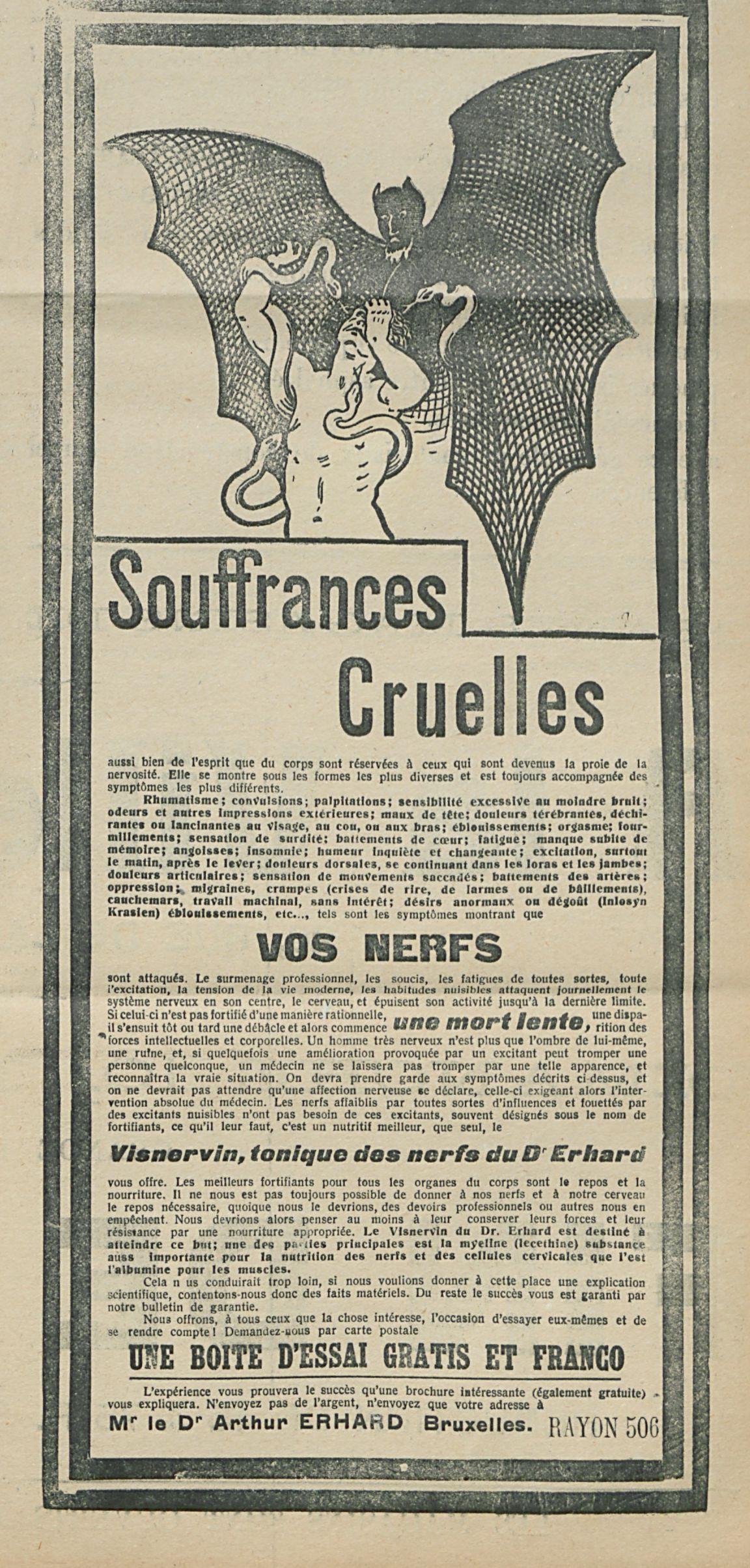 Soffrances Cruelles