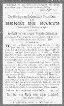 Henri De Baets