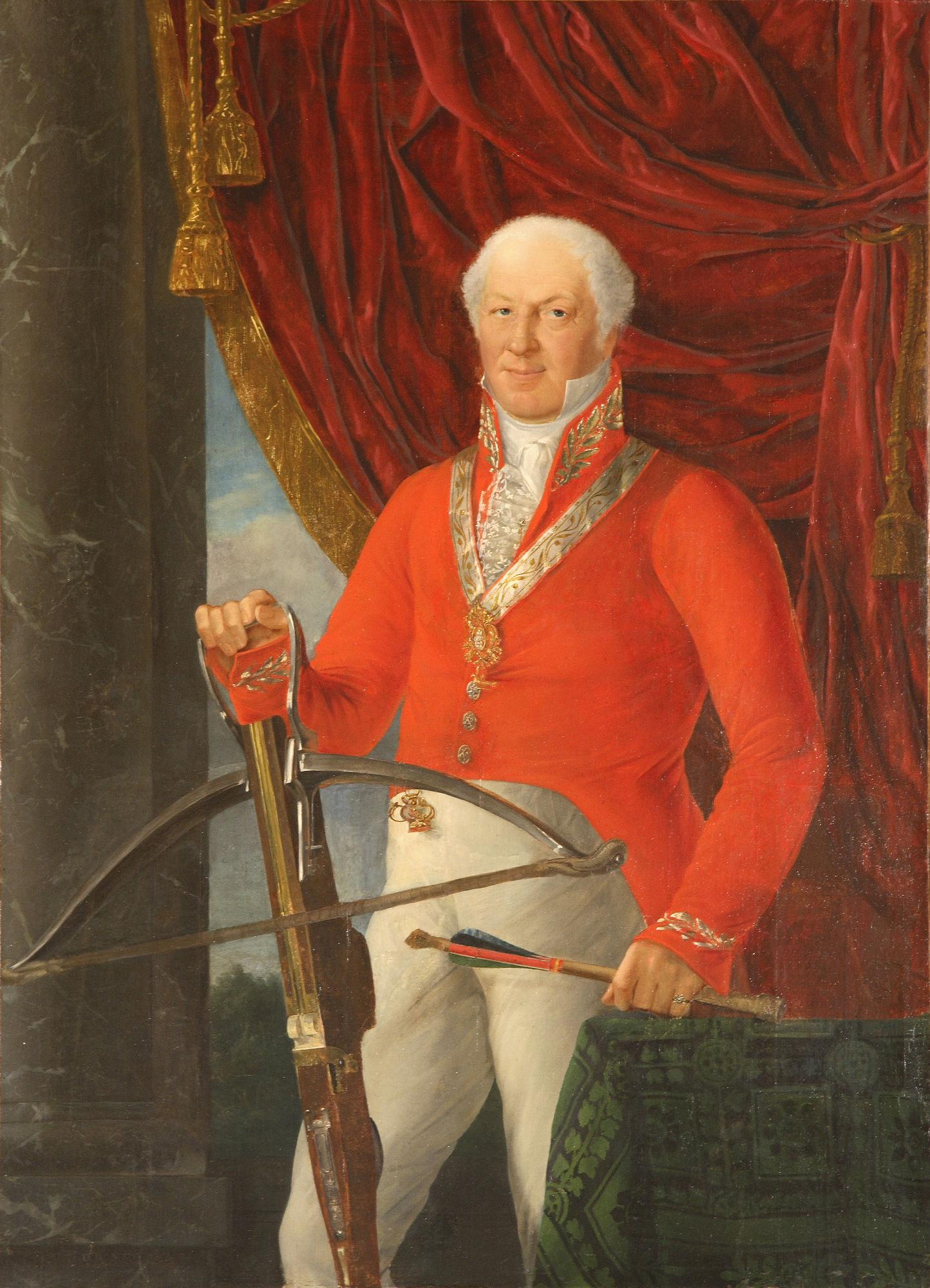 Joseph Rosseuw van de Sint-Jorisgilde