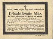Ferdinandus-Bernardus Cabeke