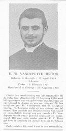 Hector Vandeputte