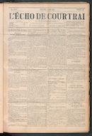 L'echo De Courtrai 1903-06-14