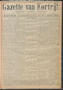 Gazette van Kortrijk 1916-03-25 p1