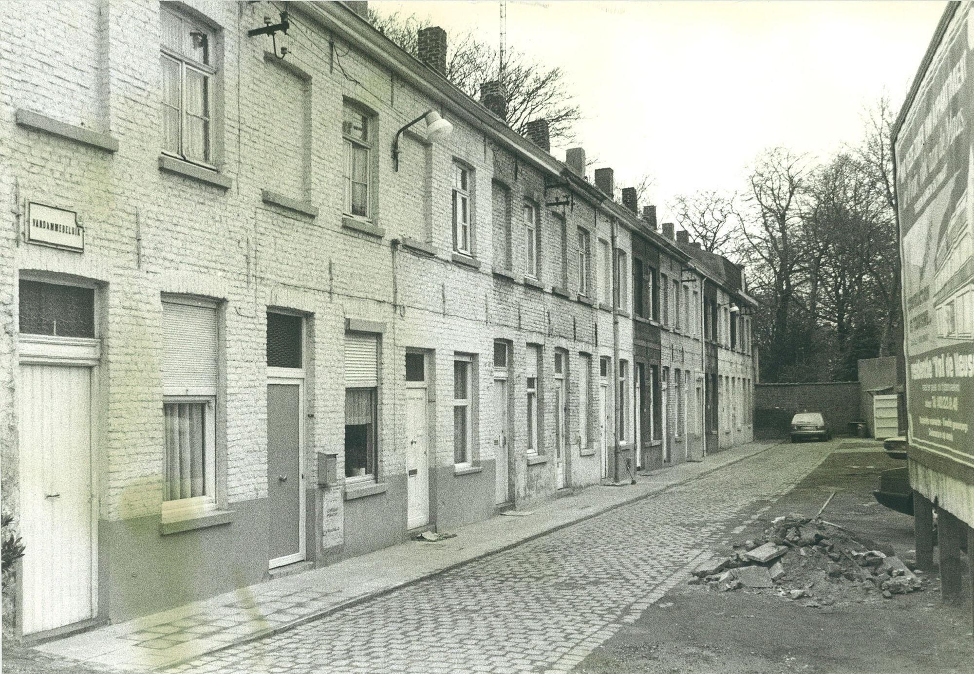 Vandammebeluik 1981