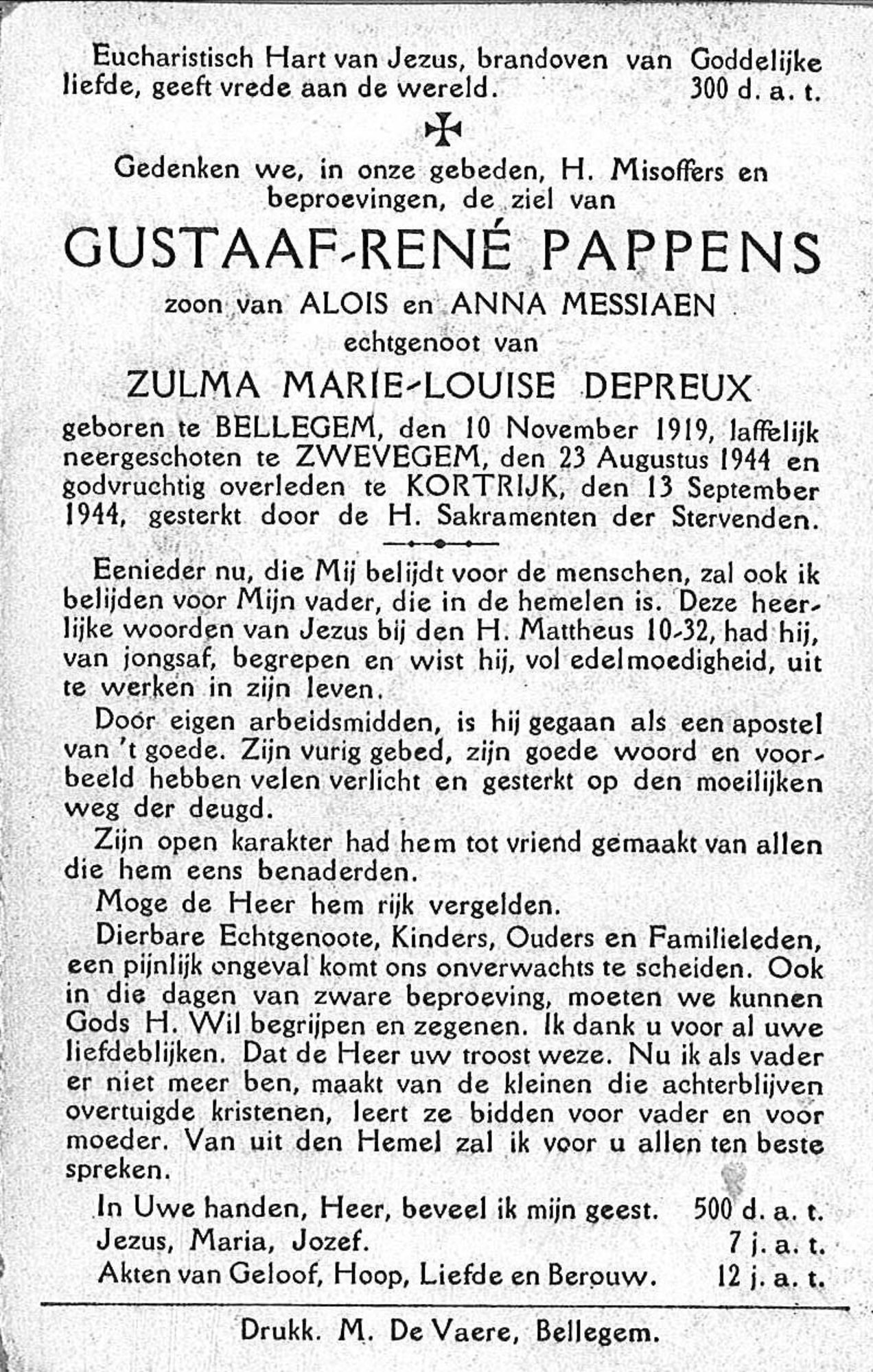 Gustaaf-René Pappens