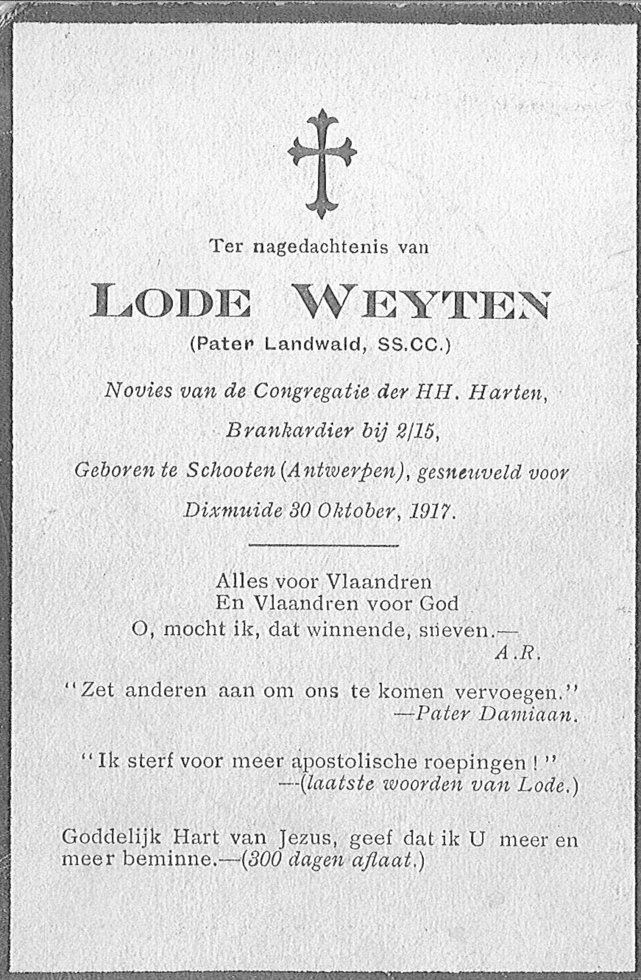 Lode Weyten