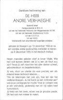 Andre Verhaeghe