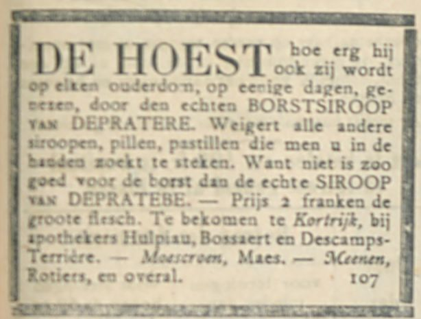 DE HOEST