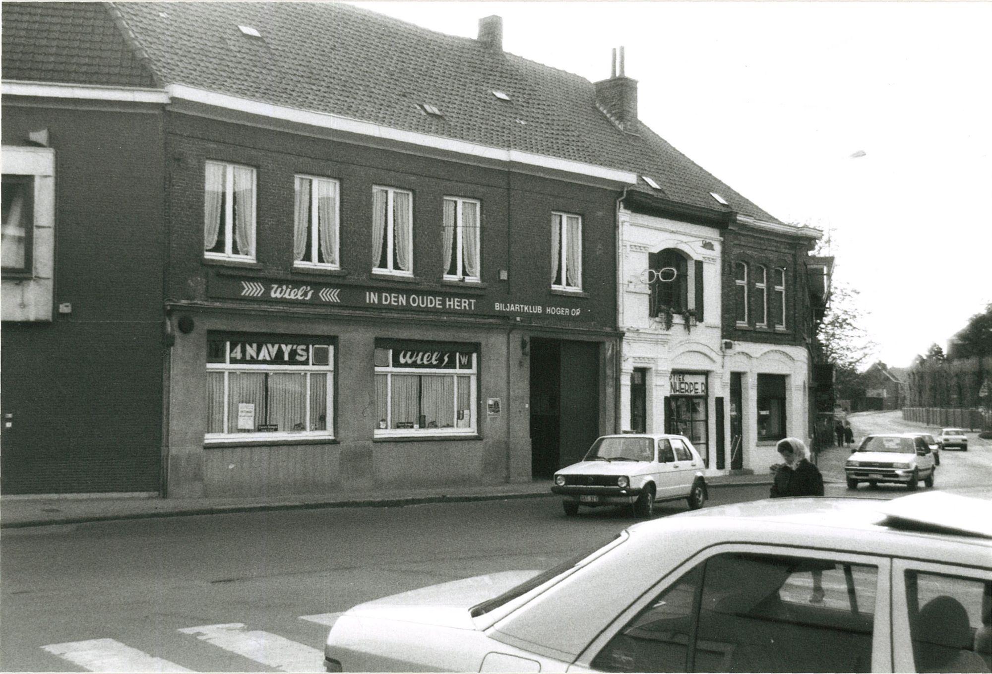 "Café ""In Den Oude Hert"""