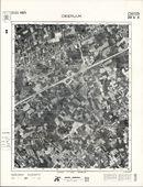 Luchtfoto Deerlijk 1971
