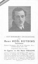 Noël Boydens