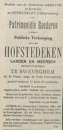 Patrimonieli Goederen
