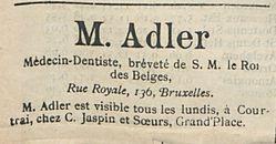 M. Adler