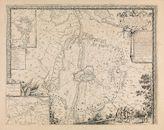 Westflandrica - Kortrijk, plan tijdens de belegering in 1646