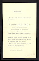 Emile De Mot